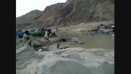 مرز بلوچستان گازوئیل کشان بلوچ