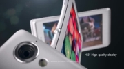 Xperia L - The best of Sony camera expertise in a smartphone