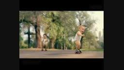 رقص بچه ها با آهنگ سعید آسایش