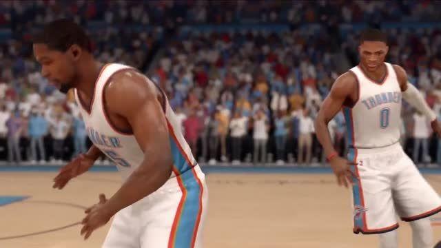 تریلر بازی NBA 16