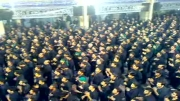 سینه زنی هیئت پنبه کاران یزد  مسجد روضه محمدیه
