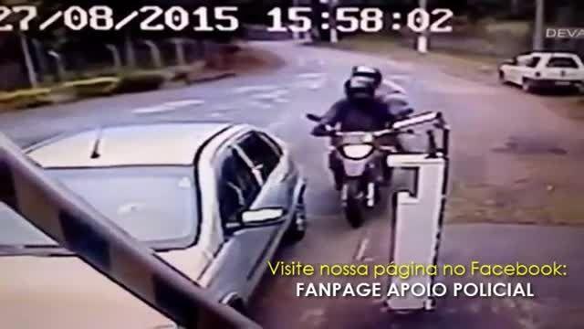 عواقب وحشتناک سرقت از یک پلیس