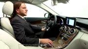 Apple Car Play در مرسدس بنز C-Class