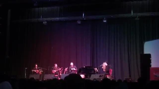 سامی یوسف - اجرای ترانه یا مصطفی در کنسرت اولدهام 2015