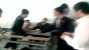 کشتی کج در مدرسه
