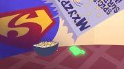 انیمیشن زیبای Bad Days قسمت سوپر من 1