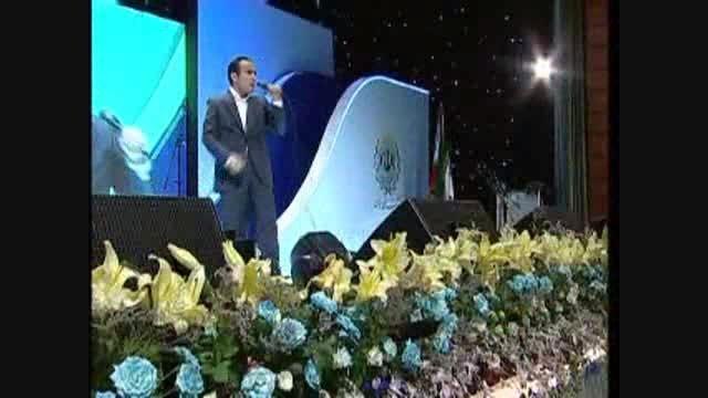 جک و شومنی حسن ریوندی و در ادامه تقلید صدای طالب زاده