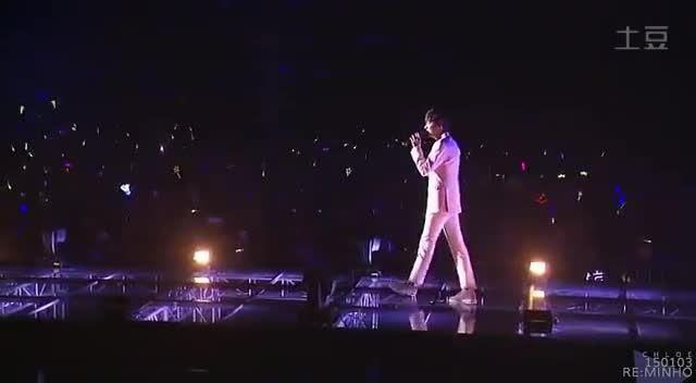 کنسرت Pieces of Love لی مین هو (1)