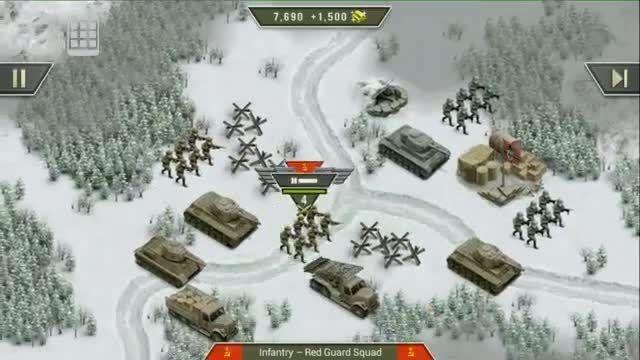 خط مقدم در مناطق برفی (سال های 1941) - 1941 Frozen Front