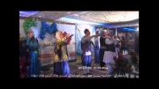 گروه سرود ناشنوایان ایرانمجری به زبان انگلیسی و عربی