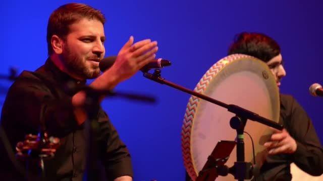 سامی یوسف - اجرای زنده سنتی ترانه فارسی «جان جانان»2015