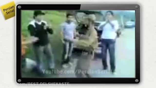رقص سرباز | کلیپ های جالب و خنده دار ایرانی