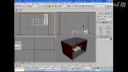 آموزش ساخت اتاق خواب با وسایل در 3DMAX