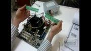 آموزش تعمیر لپ تاپ آموزش استفاده از تستر رم (دمو)