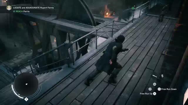 اول بازی assassin creed syndicate