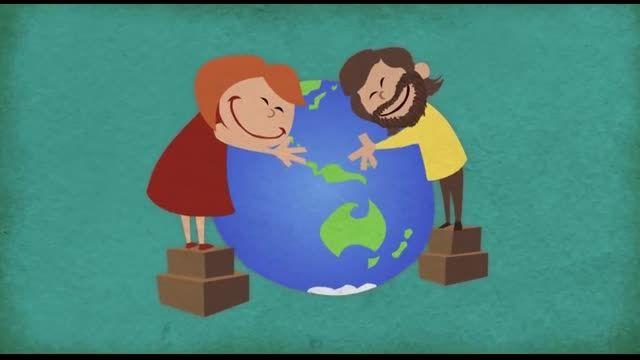 انیمیشن آفت کش ها و ارگانیک(organickhanegi.ir)