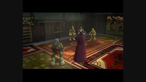 لاکپشت های نینجا 2012 قسمت 13 دوبله فارسی