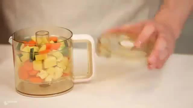 غذاساز چهار کاره ی کودک: چیکو (Chicco)