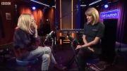مصاحبه تیلور سوییفت part 1) Live Lounge)