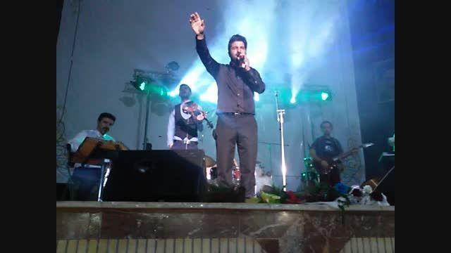 مجید خراطها--- اجرای اهنگ منو یببخش در کنسرت سقز