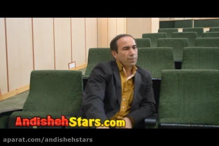 مصاحبه اختصاصی با آقای محمد رضا نظری پور