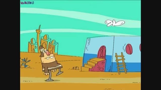 انیمیشن ناسزا دیرین دیرین فیلم طنز خنده گلچین صفاسا