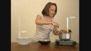 روش سریع جدا كردن پوست سیب زمینى آب پز