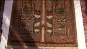 فرش زیبای ایرانی