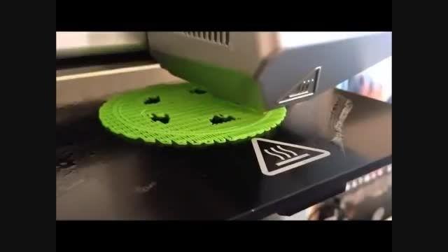 پرینتر سه بعدی با تکنولوژی FDM