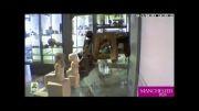 چرخش مرموز مجسمه در موزه منچستر
