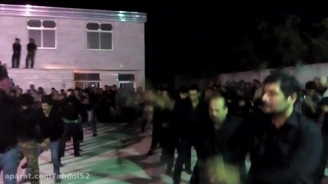 روستای النگ -گلستان-زنجیر زنی پایین مسجد06