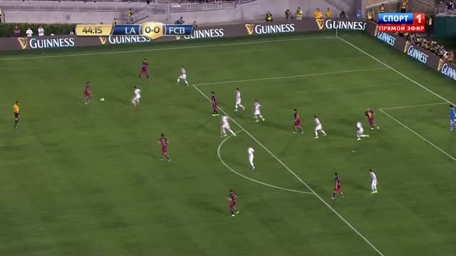هایلایت کامل بازی سرجیو روبرتو مقابل لس آنجلس گلکسی