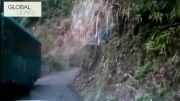 سقوط اتوبوس به ته دره در تایوان