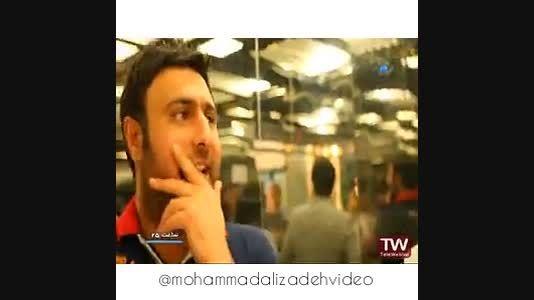 پشت صحنه کنسرت تهران محمد علیزاده مهرماه ...ساعت 25