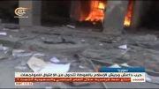 تشدید درگیری های داعش و جیش الاسلام در غوطه شرقی