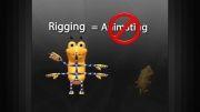 آموزش  مفاهیم پایه انیمیشن در نرم افزار انیمیشن سازی مایا 13