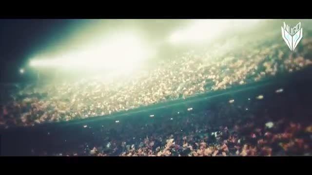 صعود بارسلونا به فینال برلین