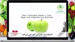 کاهش فشار خون با میوه و سبزیجات