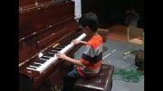 پیانو کودک -8ساله-برگمولر-هنرجویان پیمان جوکار{شایگان}