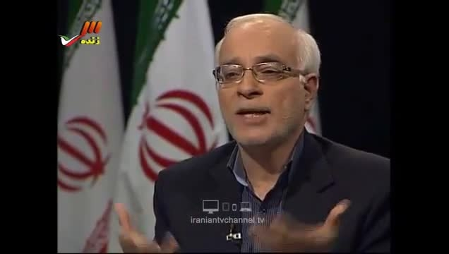 مناظره سیاسی سید محمد حسینی و حسن بهشتی پور