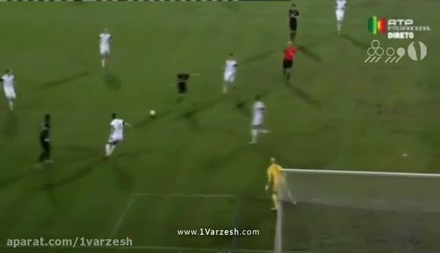 لوکزامبورگ 0-2 پرتغال