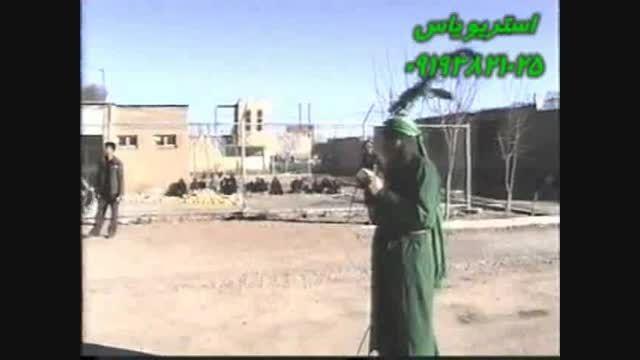 روبرویی حر و حضرت عباس - حر هاشم میرزاخانی