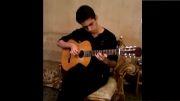 اهنگ پدر خوانده با گیتار کلاسیک
