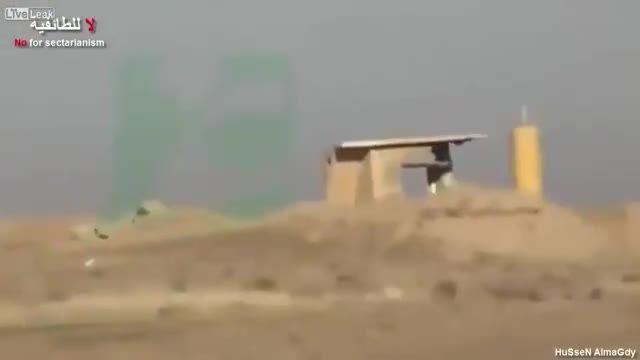 درگیری سپاه بدر عراق با تروریست های داعش
