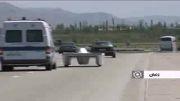 هاوین2 اولین و تنها خودروی چهار چرخ خورشیدی در ایران