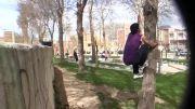 گروه پارکور هاس - ویدیوهای ماهیانه - قسمت 5 - 9 فروردین 1392