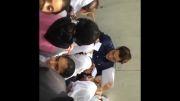 محمدرضا گلزار با طرفداران خردسال