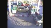 خطر موبایل در پمپ بنزین