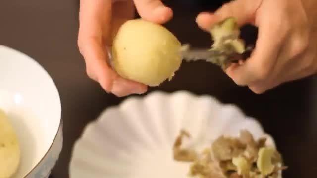 نان سیب زمینى