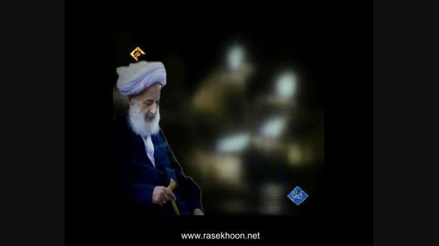 آیت الله مجتهدی تهرانی-ذکر مصیبت شهادت حضرت فاطمه زهرا